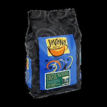 Javana Coffee Appalachian Trail Blend Decaf 100% Arabica Whole Bean Coffee