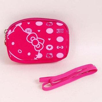 Hello Kitty Coin Purse Key Holder Mp4 Dc Case Rose