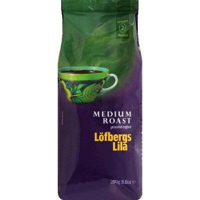 Lofbergs Lofbergs Medium Roast Coffee 8.8 Oz Pack Of 12