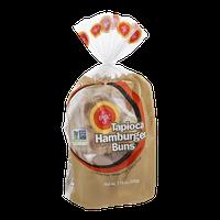 Ener-G Wheat, Gluten and Dairy Free Tapioca Hamburger Buns - 4 CT