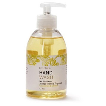 Eco Clean Hand Wash, Grapefruit and Lemon, 8.5-Ounce (Pack of 3)