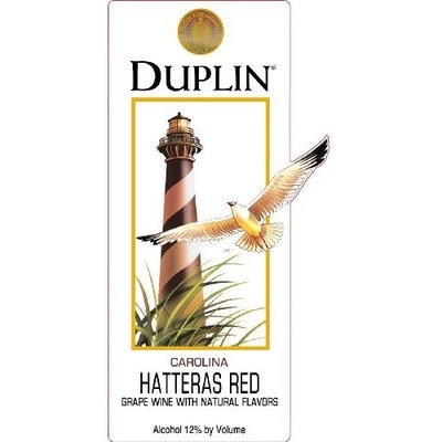 Duplin Hatteras Red Sweet Red Wine