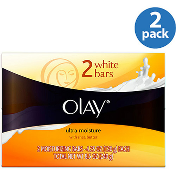 Olay Ultra Moisture Body Bar Soap With Shea Butter