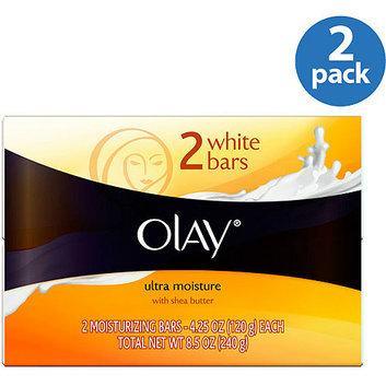 Olay Ultra Moisture Body Bar Soap With Shea Butter