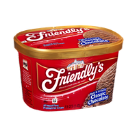 Friendly's Rich & Creamy Classic Chocolate Premium Ice Cream