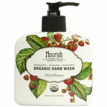 Nourish Organic™ Hand Wash Wild Berries