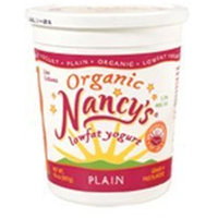 Nancy's, Yogurt,organic 2,low Fat,plain, 32 Oz (Pack of 6)