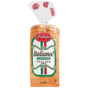 Freihofer's Unseeded Italiano! Italian Bread, 20 oz