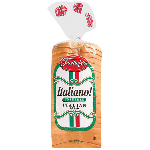 Freihofer's Unseeded Italiano! Italian Bread, 20 oz
