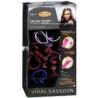 Vidal Sassoon Smooth Finish Rollers with Secure Hold Clip