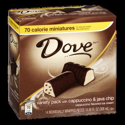 Dove Chocolate Cappuccino & Java Chip Ice Cream