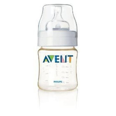 Philips AVENT BPA Free Bottle, 4 Ounce, Single Pack (Discontinued by Manufacturer)