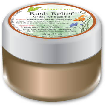 Nature's Rite Rash Relief