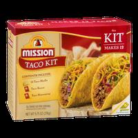 Mission Taco Kit - 12 CT