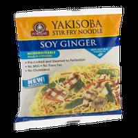 Fortune Yakisoba Stir Fry Noodle Soy Ginger