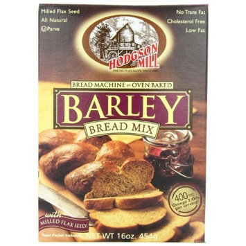 Hodgson Mill Barley Bread Mix, 16-Ounce Units (Pack of 6)