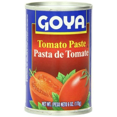 Goya Tomato Paste, 6-Ounce Units (Pack of 48)