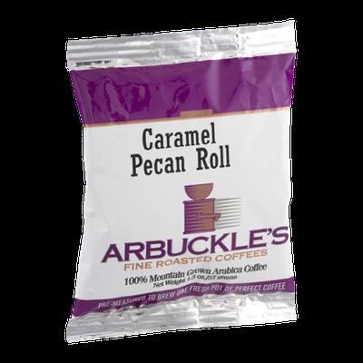 Arbuckle's 100% Mountain Grown Arabica Coffee Caramel Pecan Roll