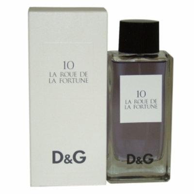 Dolce & Gabbana 10 La Roue De La Fortune Eau de Toilette Spray