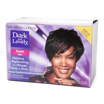 DDI Dark & Lovely Healthy Gloss Shea Moisture Relaxer- Case of 6