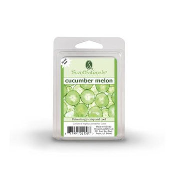 ScentSationals Cucumber Melon Fragrance Wax Cubes