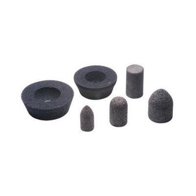 CGW Abrasives Resin Cones & Plugs - 1-1/2x3x3/8-24 type 18