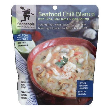 Fishpeople CHILI, SEAFOOD, BLANCO, (Pack of 12)