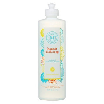The Honest Company Honest Lemon Verbena Liquid Dish Soap - 16 oz.