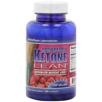 MaritzMayer Raspberry Ketone Lean Advanced Weight Loss Supplement 60 Count 2-Pack