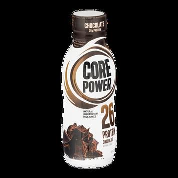 Core Power 26g Protein Milk Shake Chocolate