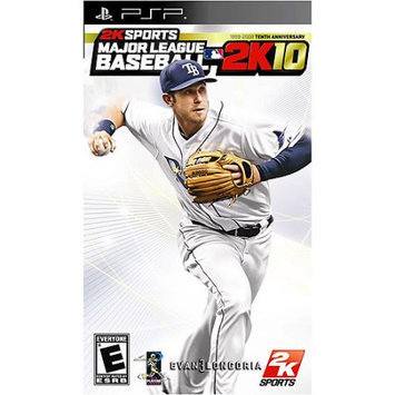 Two PSP - Major League Baseball 2K10