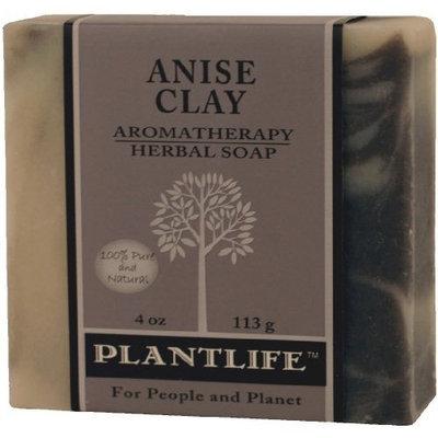Plantlife Black Licorice Aromatherapy Herbal Soap 4 oz 113g