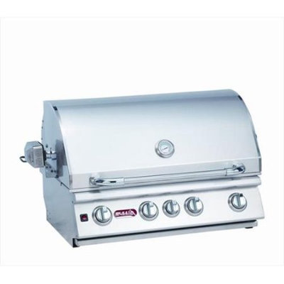 Bull Angus Built-In Gas Grill