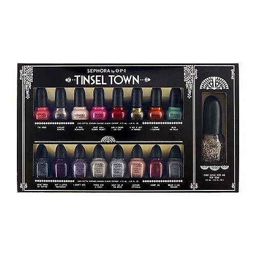 SEPHORA by OPI Tinsel Town Collector's Set