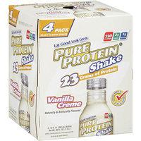 Pure Protein Vanilla Creme Shakes