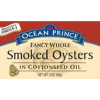 Ocean Prince Fancy Whole Smoked Oysters