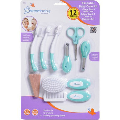 Dreambaby Essential Baby Care Kit, 12 pc
