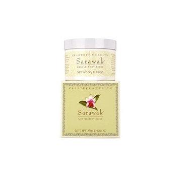 Crabtree & Evelyn Sarawak Fragrance Gentle Body Scrub