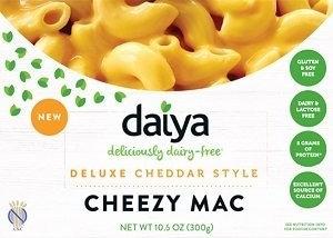 Daiya Foods Inc CHEEZY MAC DLX, ALFREDO, DF, (Pack of 8)