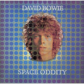 Virgin David Bowie ~ Space Oddity (new)