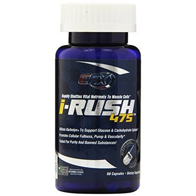 All American EFX, i-Rush 475 60 Capsules
