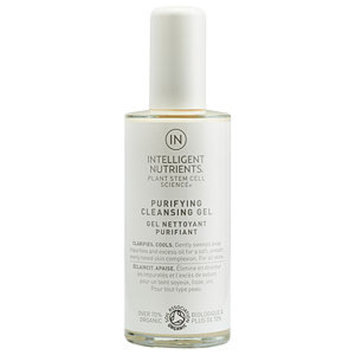 Intelligent Nutrients Plant Stem Cell Purifying Gel Cleanser, 3.3 fl oz