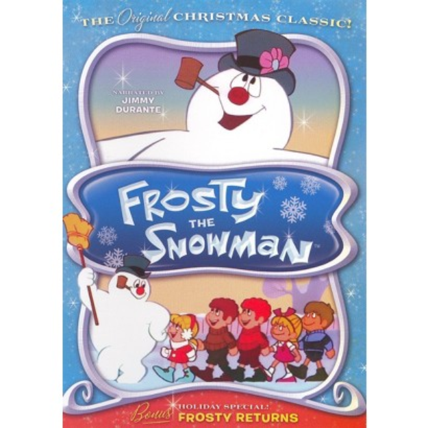 Frosty the Snowman (Restored / Remastered)