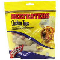 Beefeaters Chicken Tops Compressed Bones, 3-Inch, 10 Count