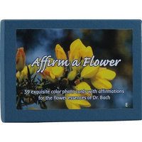 FLOWER ESSENCE SERVICES, Set of Bach Flower Cards - English - 39 pc