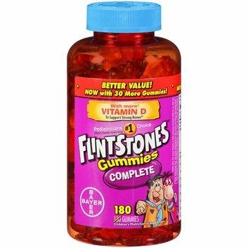 Flintstones™ Complete Gummies Multivitamin