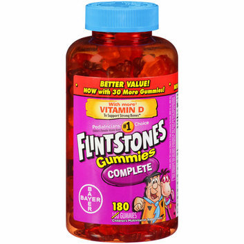 Flintstones™ Complete Gummies Multivitamin