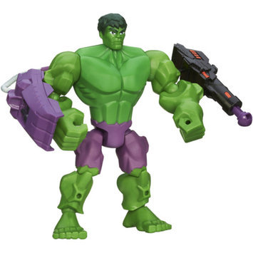 Marvel Super Hero Mashers Hulk Figure