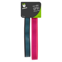 Scunci Self-Gripping Headbands - 2 Count