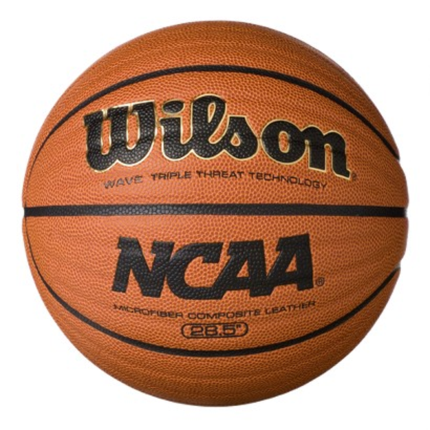 Wilson Wave Indoor/Outdoor Intermediate Basketball - 28.5